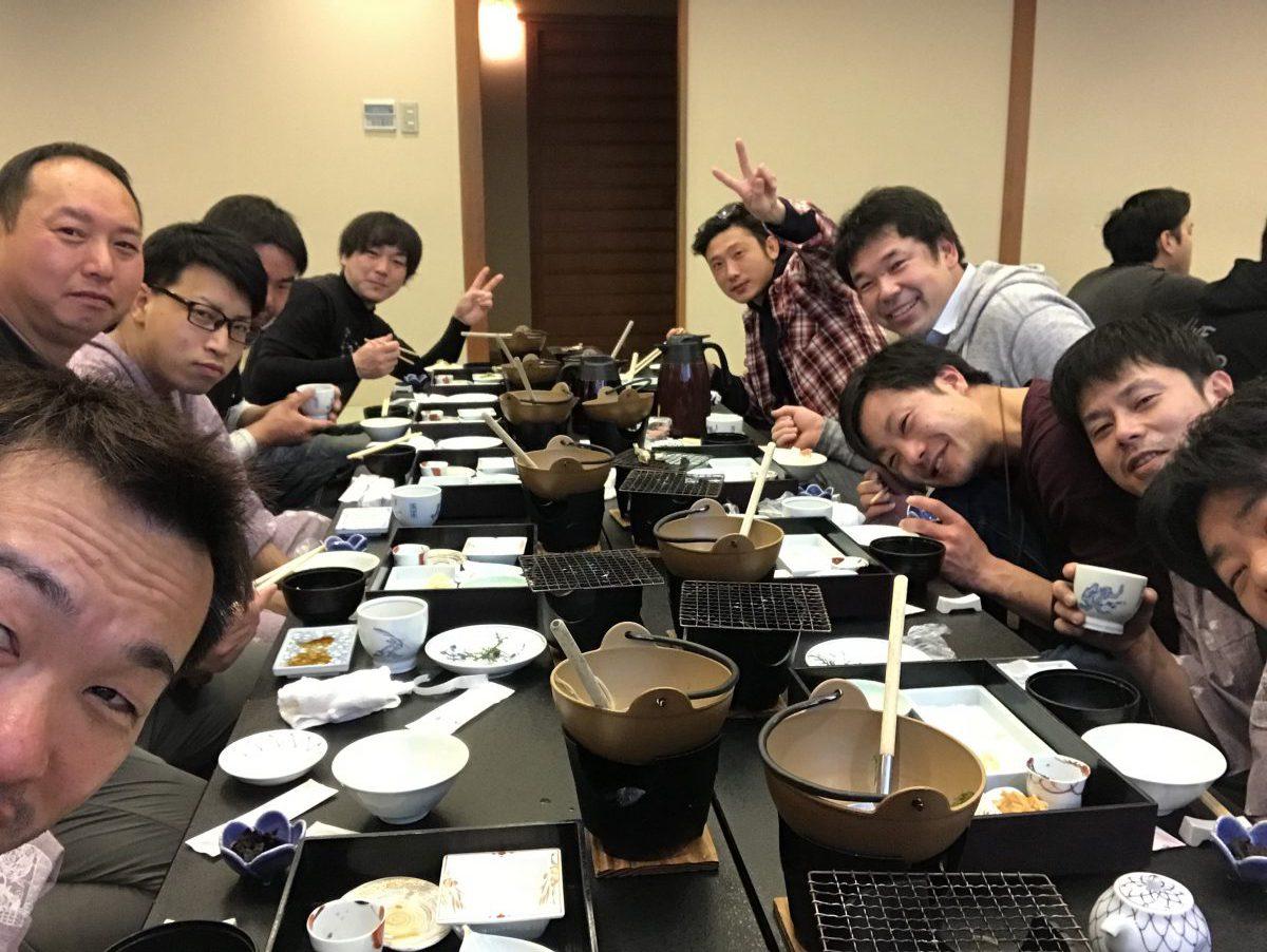 京都、朝食、旅館、信州ウェイスト、美味しい