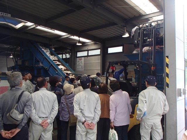 箕輪町 松島区 工場見学 一般廃棄物 産業廃棄物 ごみ処理 信州ウェイスト